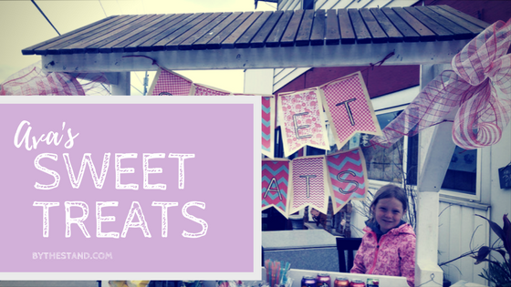 Ava's Sweet Treats Stand