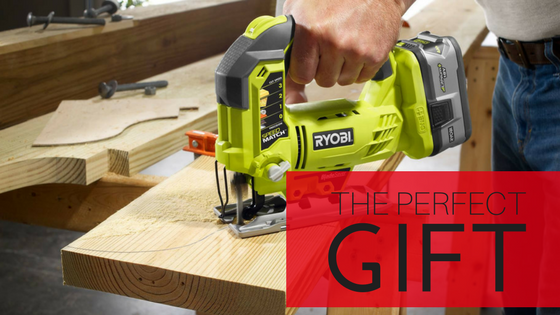 Give Your DIY Lovin' Dad The Perfect Father's Day Gift