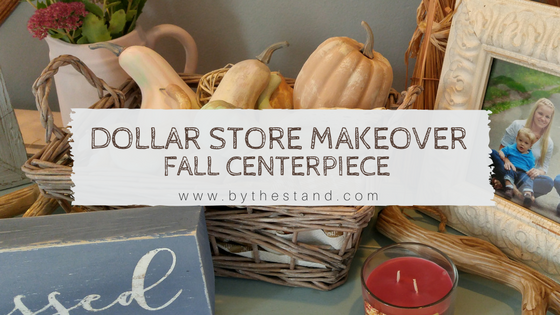 dollar store makeover
